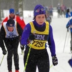 Skiing 90 km - Christer Wiberg (7295)