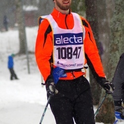 Skiing 90 km - David Sunden (10847)