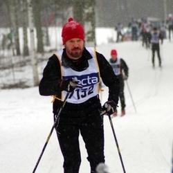 Skiing 90 km - Henrik Lindberg (7132)