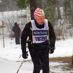 Skiing 90 km - Jan-Erik Backa (11600)