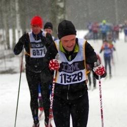 Skiing 90 km - Denny Mahlin (11328)