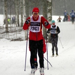 Skiing 90 km - Anders Thorell (7961)
