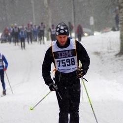 Skiing 90 km - Henrik Eriksson (7598)