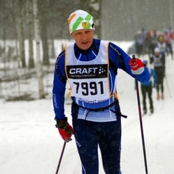 Skiing 90 km - Alf Holmberg (7991)
