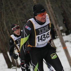 Skiing 90 km - Anders Svensson (14349)