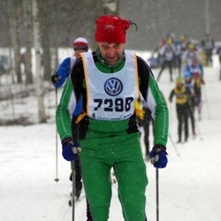 Skiing 90 km - Anders Petersson (7298)