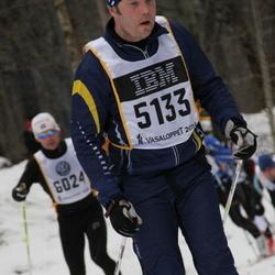 Skiing 90 km - Henrik Svensson (5133)