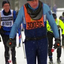 Skiing 90 km - Åke Gisslar (30036)