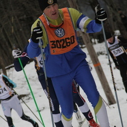 Skiing 90 km - Hjalmar Nordquist (30260)