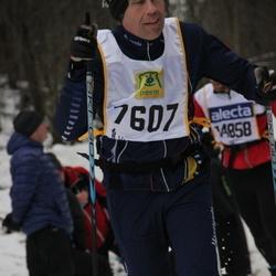 Skiing 90 km - Alexander Thärning (7607)
