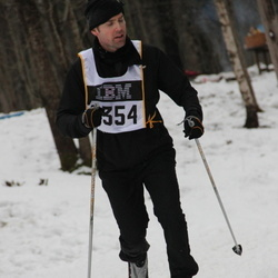 Skiing 90 km - Henrik Toräng (6354)