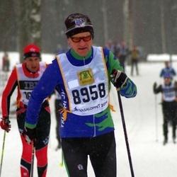 Skiing 90 km - Eberhard Krengel (8958)