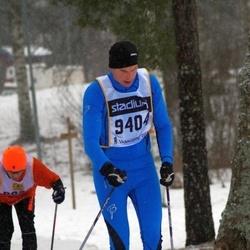 Skiing 90 km - Daniel Cadei (9404)