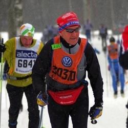 Skiing 90 km - Erling Lundbäck (6841)