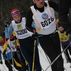Skiing 90 km - Nicklas Jonsson (6028), Fredrik Wernersson (16200)