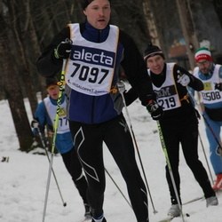 Skiing 90 km - Jems Martinsson (7097)