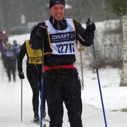 Skiing 90 km - Andreas Asp (12711)