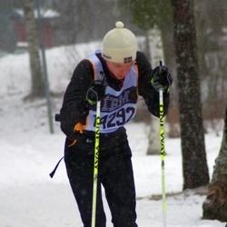 Skiing 90 km - Henrik Björkman (14292)