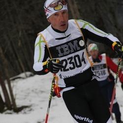 Skiing 90 km - Albert Ghislain (12304)