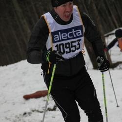 Skiing 90 km - Fredrik Juuso (10953)