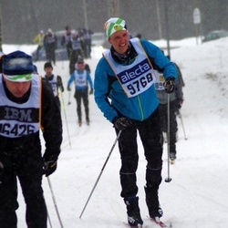 Skiing 90 km - Andreas Åhnstrand (9768)