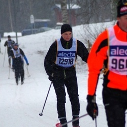 Skiing 90 km - David Andersson (12918)