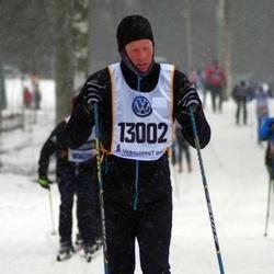 Skiing 90 km - Eivind Brannsten (13002)