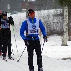 Skiing 90 km - Herman Gill (12064)