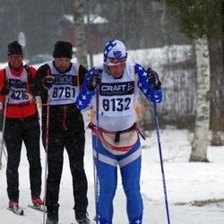 Skiing 90 km - Roger Pålsson (8132), Fredrik Thyr (8761)