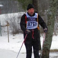 Skiing 90 km - Fredrik Thyr (8761)