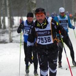 Skiing 90 km - Chr. Horner Lance (7938)