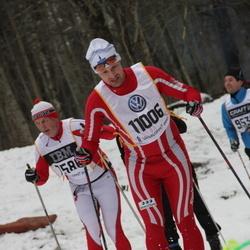 Skiing 90 km - Daniel Arvidson (11006)