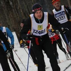 Skiing 90 km - Henrik Näslund (12483)