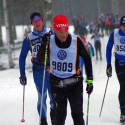 Skiing 90 km - Hermann Pichler (9809)