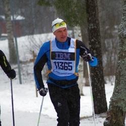Skiing 90 km - Henrik Rams (11365)