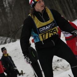 Skiing 90 km - Åsa Franzén (17799)