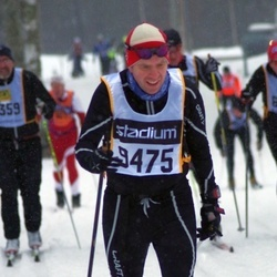 Skiing 90 km - Aleksander Nymo (9475)