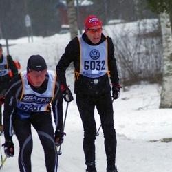 Skiing 90 km - Henrik Bang (6032)