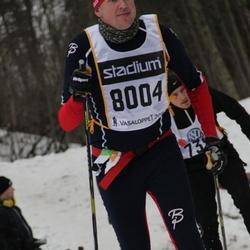 Skiing 90 km - David Israelsson (8004)