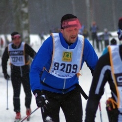 Skiing 90 km - Eirik Gundersen (9209)
