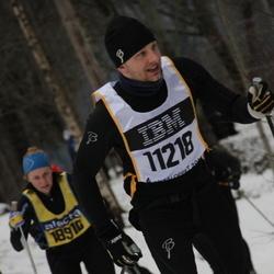 Skiing 90 km - Adam Hylén (11218)