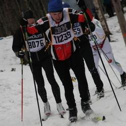 Skiing 90 km - Ales Skoda (11239)