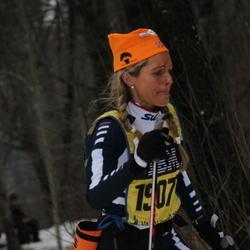 Skiing 90 km - Britt Heskestad (19071)