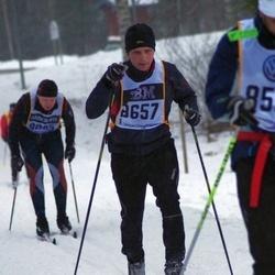 Skiing 90 km - Anders Bengtsson (8657)