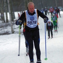 Skiing 90 km - Alf Rikner (9976)