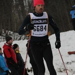 Skiing 90 km - Christian Bergqvist (6684)