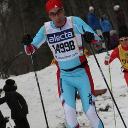 Skiing 90 km - Jean Leyder (14998)