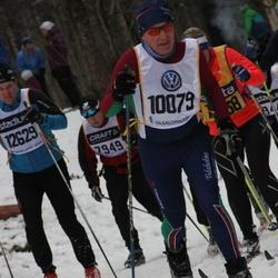 Skiing 90 km - Jan-Erik Janson (10079)
