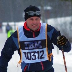 Skiing 90 km - Jani Ainikkamäki (10312)