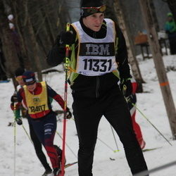 Skiing 90 km - Daniel Torberger (11331)